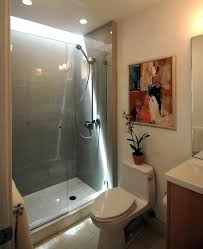 Shower Designs For Small Bathrooms 17 Delightful Small Bathroom Design Ideas Small Shower Room
