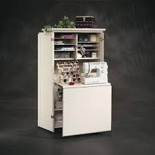 Desk Armoire Amazon Com Sauder Harbor View Craft Armoire Antiqued White