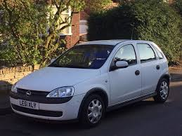 opel vauxhall corsa 1 7 dti lhd left hand drive turbo diesel in
