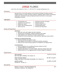 Best Software Engineer Resume by Entry Level Mechanical Engineer Resume Resume For Your Job