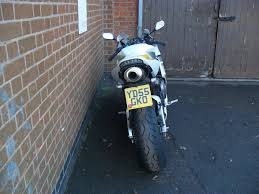 buy used honda cbr 600 used honda cbr600 rr 5 2005 55 motorcycle for sale in leicester