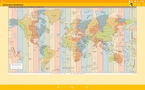 Google Maps Time Zones by Worldmap Android Apps On Google Play