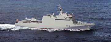 Buque de Acción Marítima España Spain