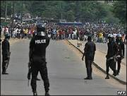 Candidato ' vencedor' em eleição da Costa do Marfim é 'atacado'