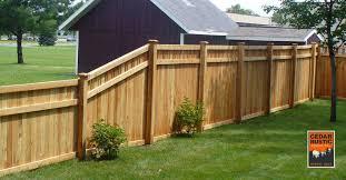 home cedar rustic fence co