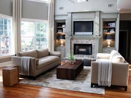 Difference Between Living Room And Family Room by Examining Transitional Style With Hgtv Hgtv