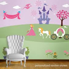 fairy wall stencil kit for a girls room fairy theme wall mural perfectly princess bedroom wall mural stencil kit