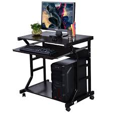 Home Office Furniture Home Office Workstation Rolling Computer Desk Desks Office
