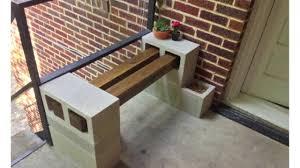 home design cinder block garden bench landscape designers