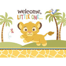 amazon com disney lion king baby shower invitations 8 count