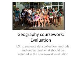 A full marks GCSE geography coursework rivers SlideShare Water emerging from underground