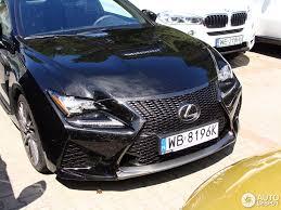 lexus rc price bahrain lexus rc f 18 october 2015 autogespot