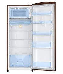 samsung 230 ltr 4 star rr24m274yd2 nl single door refrigerator