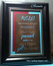 quilling art and expression motivation monday thankful for every