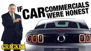 chevy black friday commercial actors if car commercials were honest honest ads bmw ford toyota