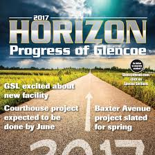 horizon 2017 progress of glencoe glencoe news online