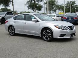 nissan altima coupe for sale jacksonville fl gasoline nissan altima 3 5 sr in florida for sale used cars on