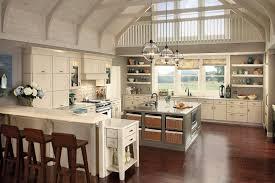 interior handsome tuscan kitchen design ideas using black flowery
