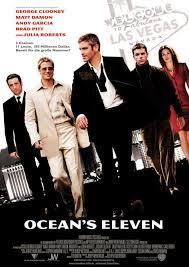مشاهدة فيلم الاكشن Oceans Eleven 1 مباشرة بدون تحميل