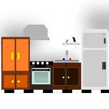 Parts Of Kitchen Cabinets Parts Of The House Kitchen Clipart Clip Art Library