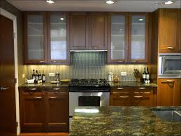 Glass Shelves Kitchen Cabinets Kitchen Glass Cabinet Door Inserts Display Cabinet With Glass
