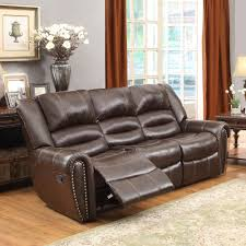 brown leather reclining sofa design u2014 home design stylinghome