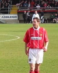 Danny Hill home v Yeovil Town 2002/03 - 2003042100661599