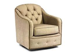 Upholstered Swivel Chairs Living Room Ideas Swivel Chair Living Room Cream Adorable Tufted