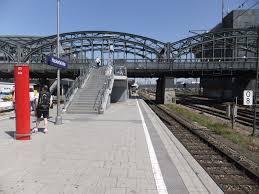 Munich Hackerbrücke station
