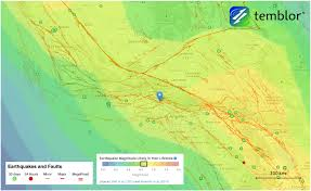 Los Angeles County Map by Very Real U201d Threat Of Earthquakes Prompts Los Angeles County To Sue