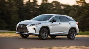 lexus rx 350 pictures 2017 lexus rx350 f sport everything you need to know about lexus