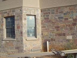 outdoor stone wall tile house exterior wallhome decorating ideas