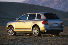 Porsche Cayenne Towing Capacity - 2005 porsche cayenne reviews and rating motor trend
