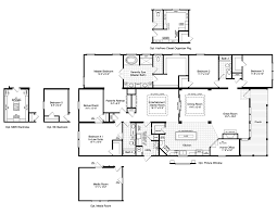 the la belle vr41764d manufactured home floor plan or modular