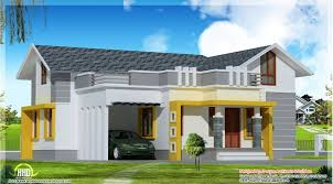 998 sqft modern single floor kerala home design indian home