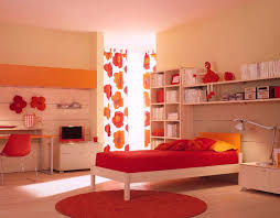 funky room trends and simple bedroom red pictures design divine