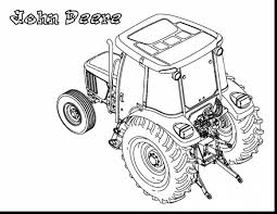 Old Ford Truck Coloring Pages - john deere combine coloring pages coloring pages