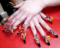 picture 5 of 5 acrylic nail designs gallery photo gallery