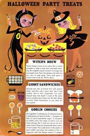 Easy Treats For Halloween Party by Top 25 Best Retro Halloween Ideas On Pinterest Vintage