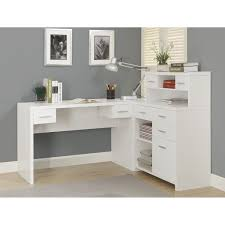 decorating interesting corner desk with hutch for modern home of