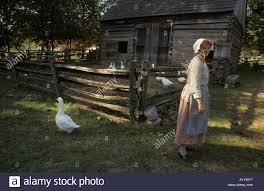 landis valley farm museum lancaster pa pennsylvania history stock