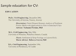 Curriculum Vitae Resume Writing Career Services Student Union     SlidePlayer