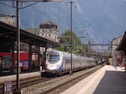 Montreux railway station