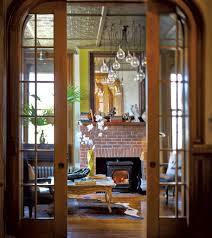 a burlington b u0026b artfully mixes old and new interior design