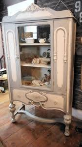 china cabinet best vintage china cabinets ideas on pinterest