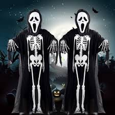Kids Skeleton Halloween Costume by Compare Prices On Scary Halloween Costumes For Kids Online