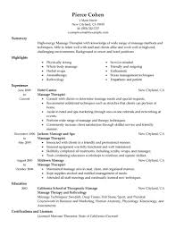 objective in resume examples best massage therapist resume example livecareer massage therapist job seeking tips