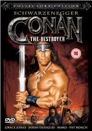 Conan - förgöraren (1984)