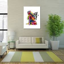 hd picture buddha canvas zen decor art print for bedroom modern