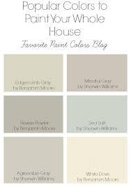 exterior paint favorite paint colors blog
